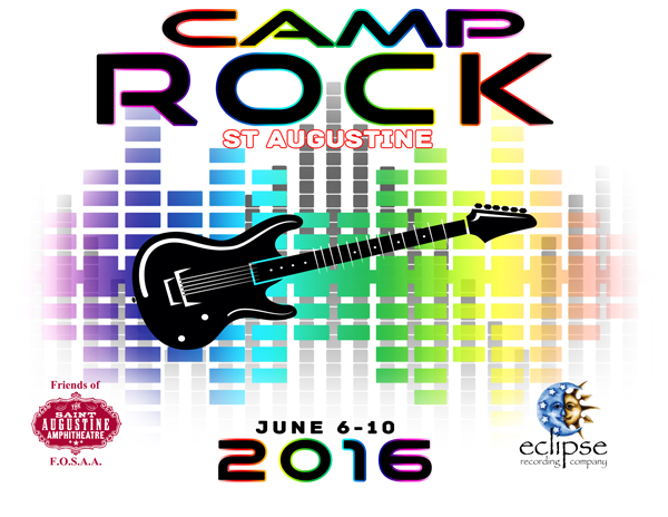 Camp Rock St. Augustine 2016